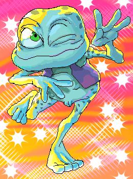 crazy frog safety dance